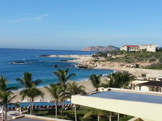Marquis Los Cabos All-Inclusive Resort & Spa: We were on the 3rd floor