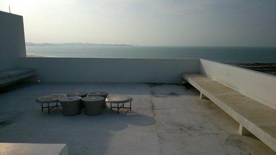 Montigo Resorts Nongsa : Rooftop, good for BBQ