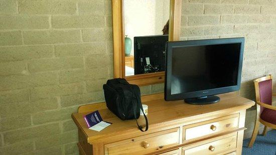 Harrah's Laughlin : minimalist furnishings