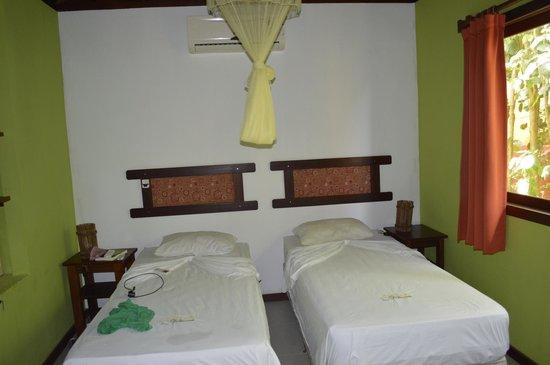 Areia Branca Apart Hotel: habitacion