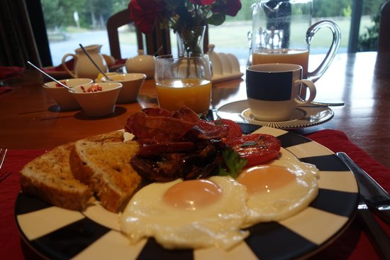 Heartland Lodge : Breakfast