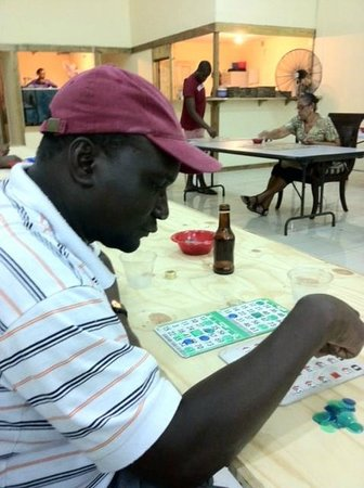 Island Transfer and Tours - Day Tours: Bryan Clarke - Took us to the new Bingo Hall MoBay