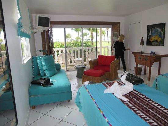 Club Med Columbus Isle: chambre club