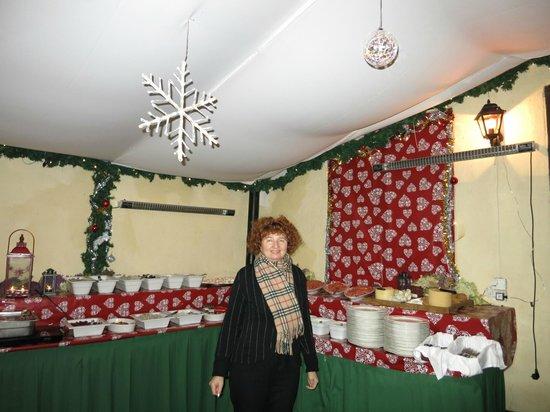 Marten Trotzig : Лучший Рождественский стол в Стокгольме