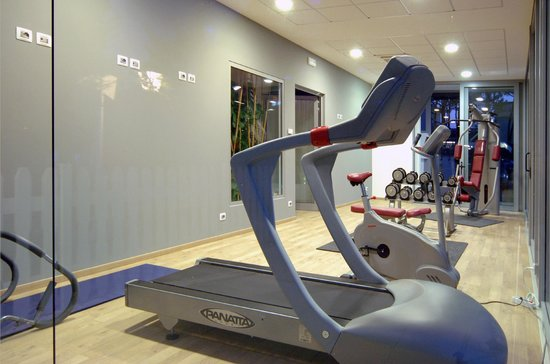 Bauer & Sporting: ...la nostra fitness room...