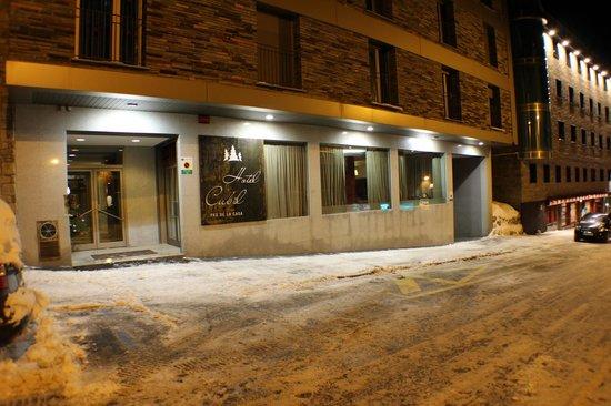 Hotel Cubil: FRONT SIDE / ENTRANCE