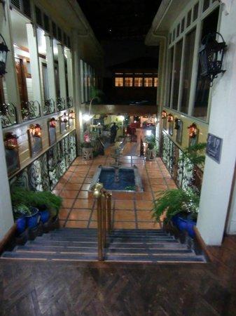 Hotel Don Carlos : Inside hotel
