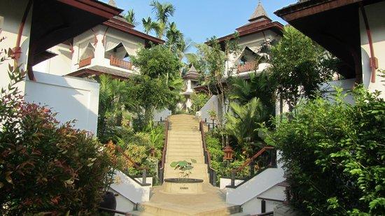 Nakamanda Resort & Spa: Hotellet - sådan ser det ud