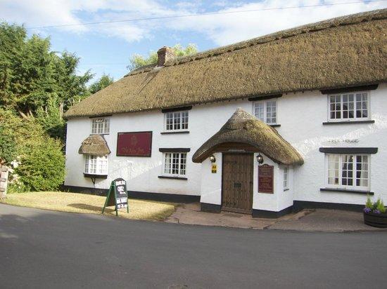 The New Inn Coleford: Gammalt