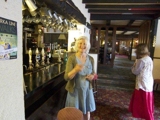 The New Inn Coleford: Pub, restaurang och hotell i ett.