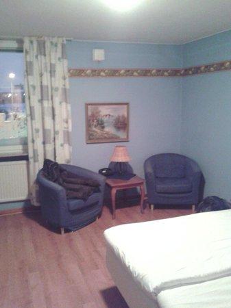 Hotel Aveny Bed & Breakfast: Kamer