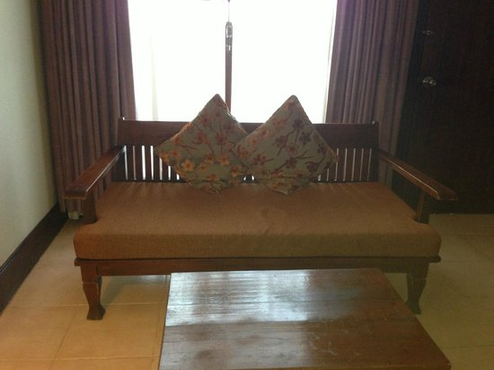 Ramayana Resort & Spa: Interior Hotel Room 1