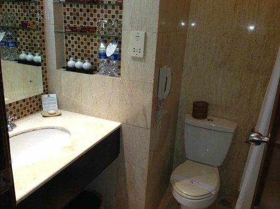 Ramayana Resort & Spa : Interior Hotel Room 2