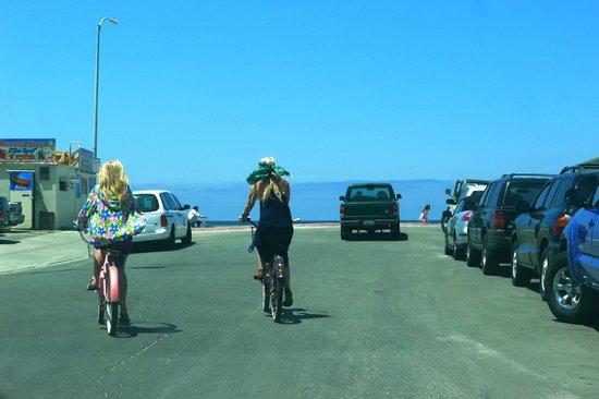San Diego Fly Rides : San Diego La Jolla