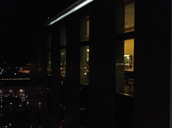 Clarion Hotel Copenhagen Airport: view from room - Exec lounge
