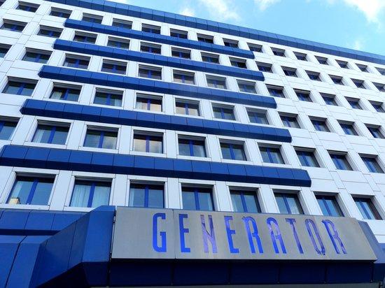 Generator Hostel Berlin Prenzlauer Berg: The Generator Hostel