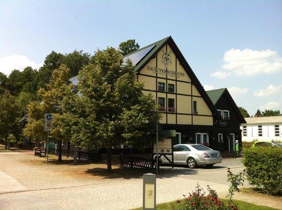 Kräutermühle Burg: Дом для банкетов