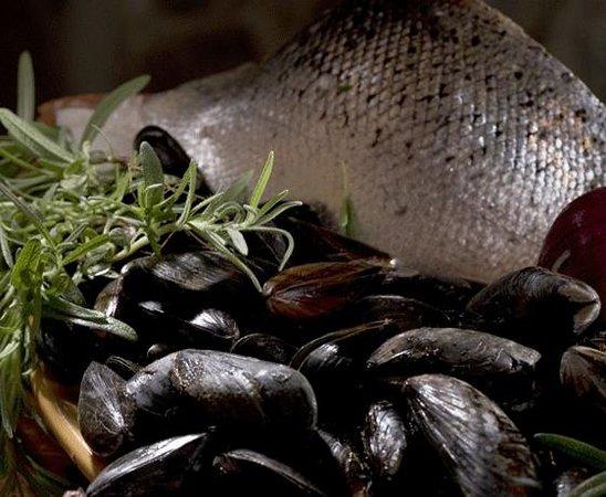 Hausvik Maritime: Gutes Essen