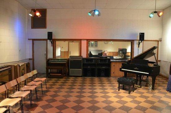 RCA Studio B: Studio B