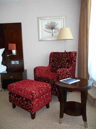 The Savoy Hotel: Chair, executive room