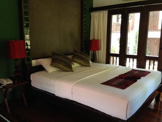 Legendha Sukhothai : the room