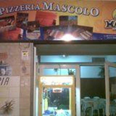 Gragnano, Italy: pizzeria mascolo