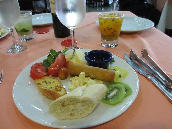 Fogo Brasil Restaurant: Appetizers!