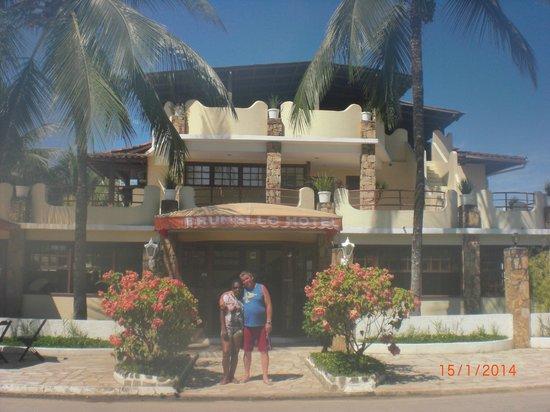 Hotel Brunello: Fachada do hotel