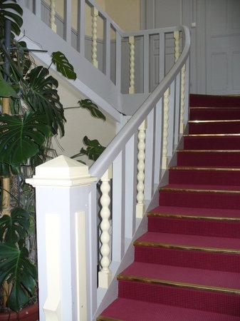 Terminus Hotel : Escalier