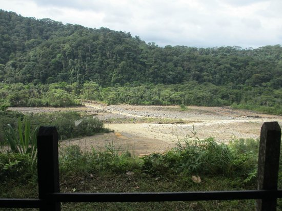 Parque Nacional Braulio Carrillo: View