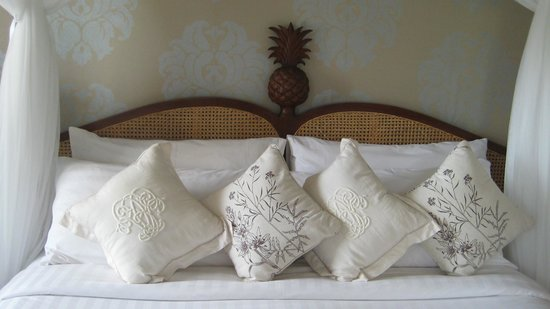 The Luang Say Residence : sweet beddings