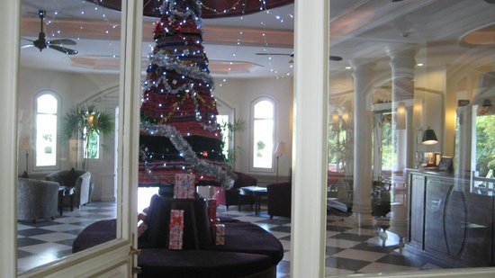 The Luang Say Residence: it's Christmas time