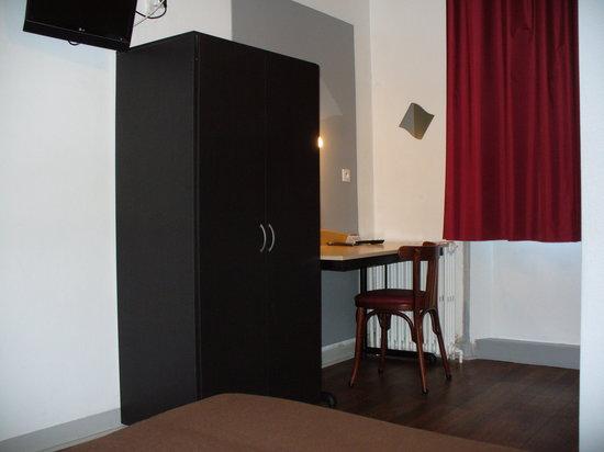 Terminus Hotel : Chambre Double