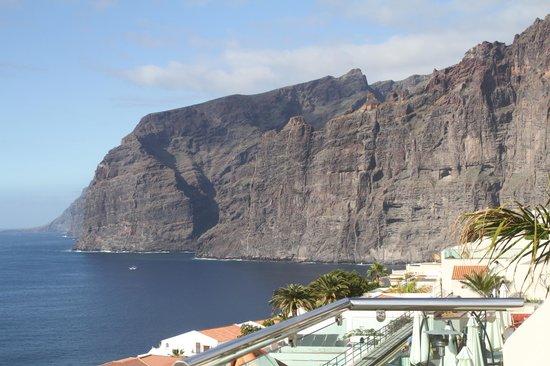 Royal Sun Resort: Superbe vue sur los Gigantes
