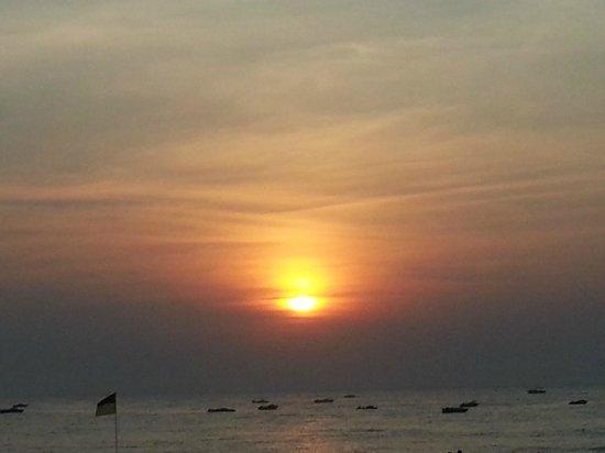 Colva Residency: Sunset View
