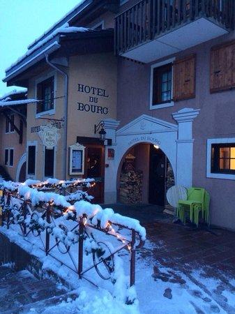 Hotel du Bourg: hotel