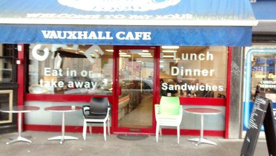 Vauxhall Cafe