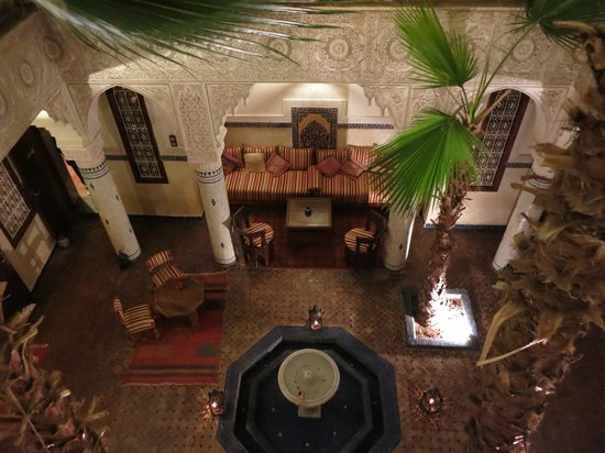 Riad Dar al Kounouz : beautiful
