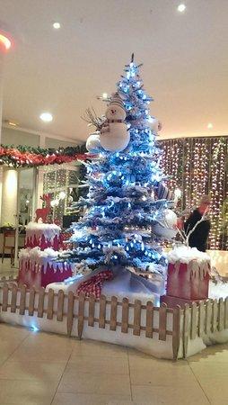 Sol Lanzarote All Inclusive : Christmas at Sol Lanzarote - Dec 2013