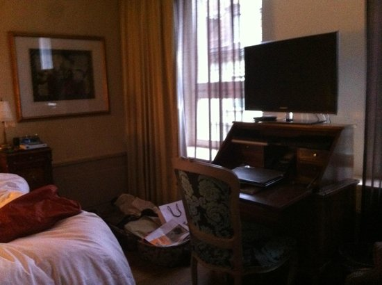 Townhouse Boutique Hotel : chambre