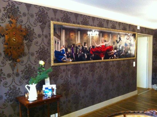 Townhouse Boutique Hotel : reception