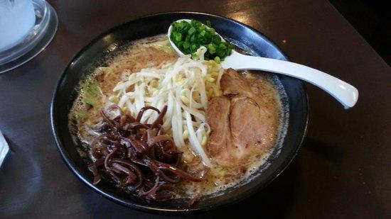Ramen Kobo Menta : 味噌ラーメン