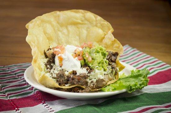 El Jacalito Grill: Taco Salad