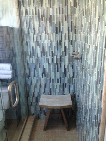 Ocean Beach Hotel: bath