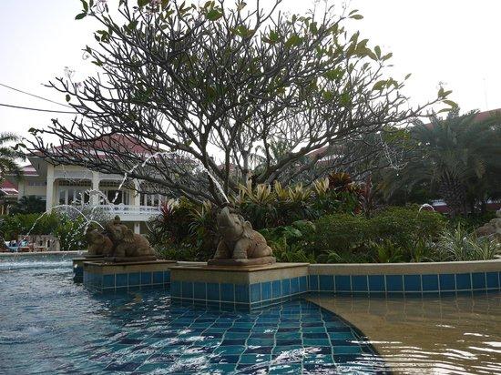 Dheva Mantra Resort: Pool
