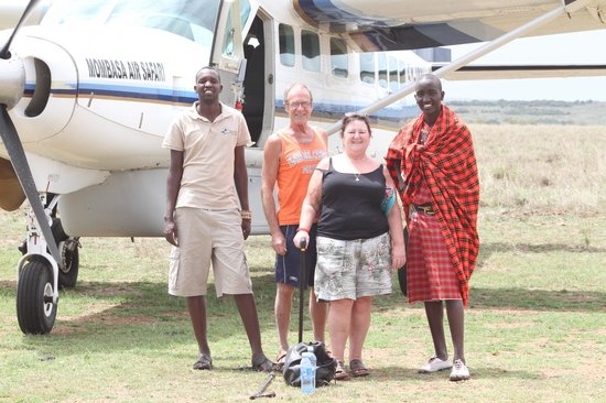 Tipilikwani Mara Camp - Masai Mara: Leaving Maasai Mara
