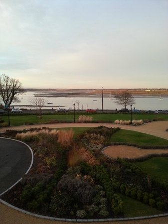 Grand Hotel Malahide : Second view from room 171