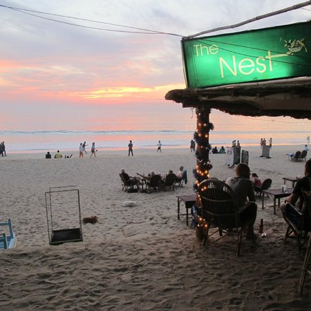 The Nest : View form room 1 (On the beach front)