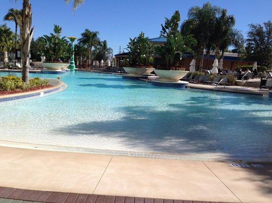 Hilton Orlando: Main pool