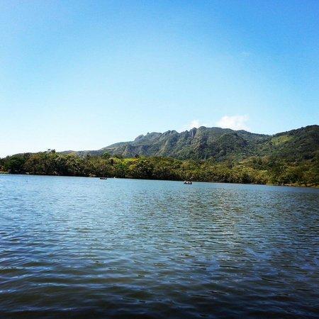 Laguna de San Carlos: Hermosa vista